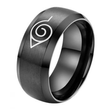 SPECIAL OFFER! Konoha Symbol Ring