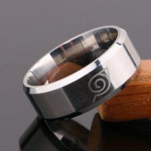 SPECIAL OFFER! Konoha Symbol Ring