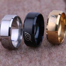 Naruto Konoha Symbol Ring