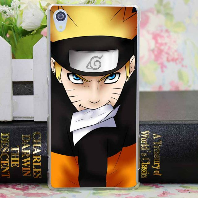 Naruto Phone Case for Sony Xperia