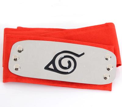 2 pcs/set Naruto Ninja Cosplay Headband (20 types)