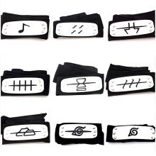 2 pcs/set Naruto Ninja Cosplay Headband (20 types)