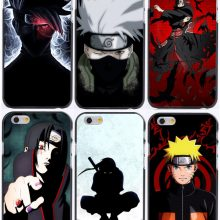 Naruto Print Phone Cases for iPhone