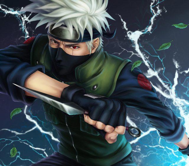 Naruto Poster (Kakashi), 16x 24