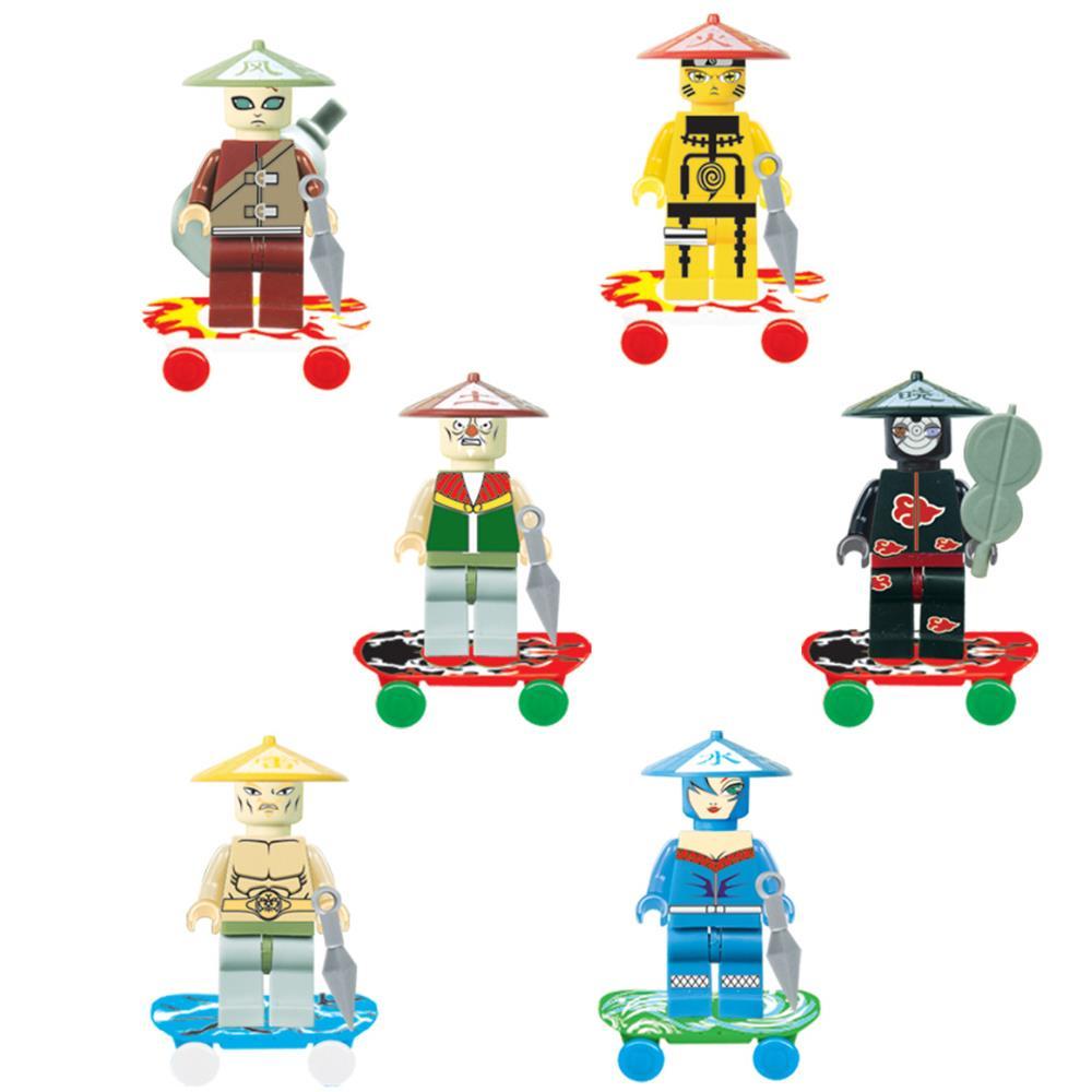 Mini Ninja Toys : Pcs naruto shippuden ninja mini figures free shipping
