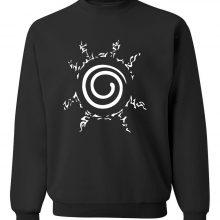 Naruto Print Sweatshirt (7 colors)