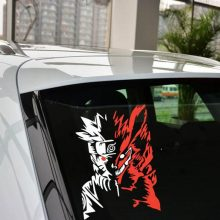 Naruto Reflective Car Sticker (2 types)