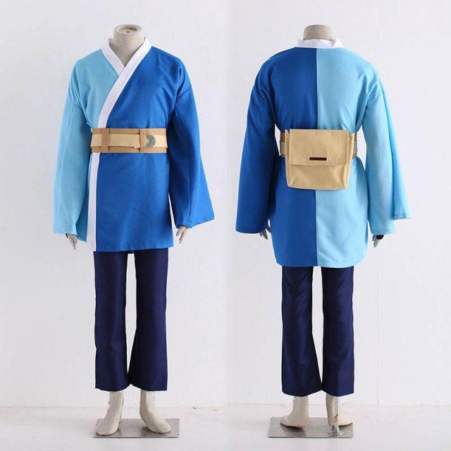 Boruto: Naruto Next Generations Mitsuki Cosplay Costume