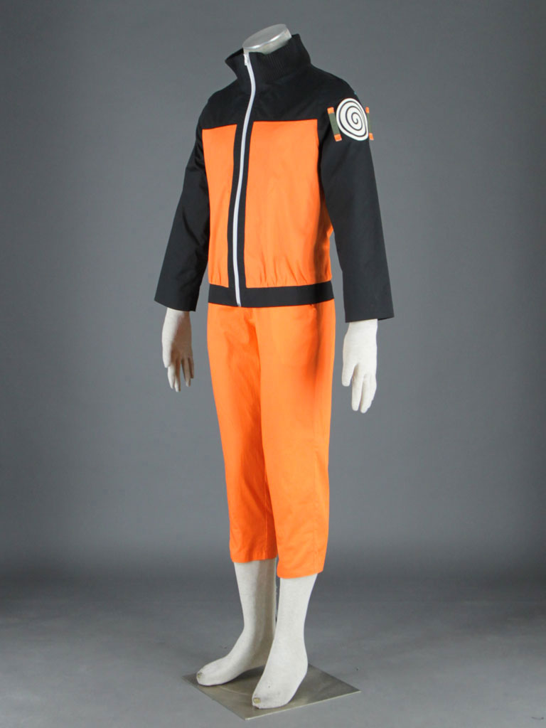 How to make naruto costumes