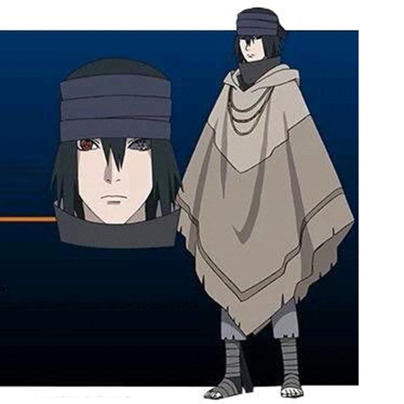 the last naruto the movie sasuke costume