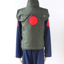 Naruto Hatake Kakashi Full Set Cosplay Costume