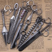 Naruto Weapon Keychain (11 types available)