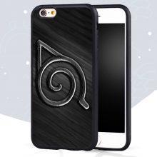 Naruto Konoha Logo Cases For iPhone