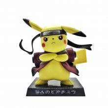 Naruto Pokemon Pikachu Figure