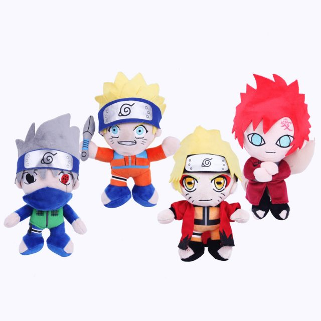 Naruto Plush Toys (4 Colors Available)