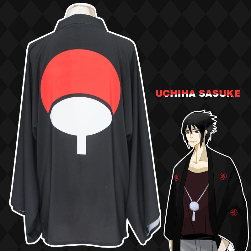 sasuke uchiha naruto cosplay kimono