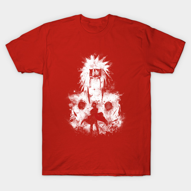 Spring summer Limited Sennin naruto t shirts Casual Cotton tees homme Clothing short O neck 3d