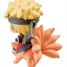Funko POP Naruto Chibi Figure Riding on Kurama