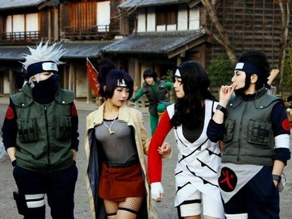 50 Best Halloween Naruto Cosplay Ideas Ever