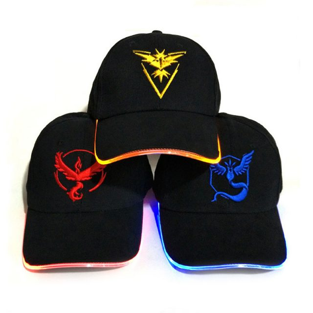 LED Pokemon Cap