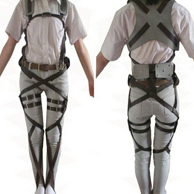 Attack on Titan Shingeki no Kyojin Recon Costume