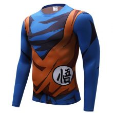 Dragon Ball Long Sleeve Top (4 types)