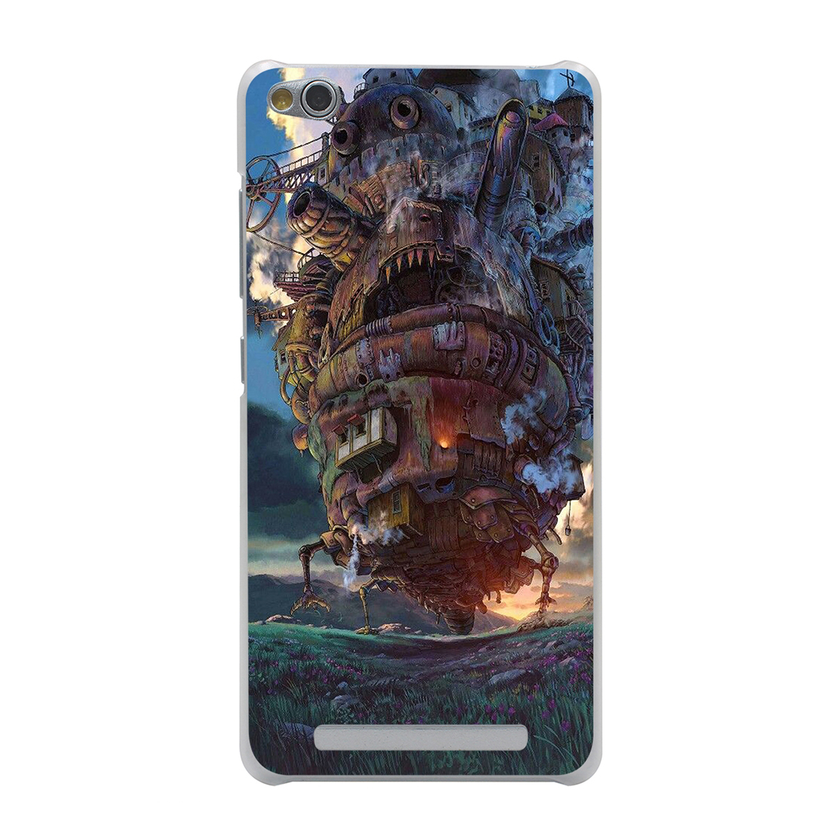 Howls Moving Castle Case For Xiaomi
