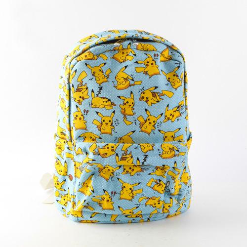 55ebfbc2ee Pokemon Canvas Backpack (9 types) ...
