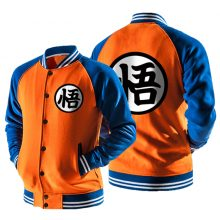 Dragon Ball Printed Bomber Jacket (6 types)