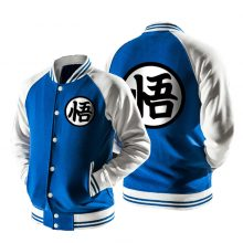 Dragon Ball Z Bomber Jacket (6 types)