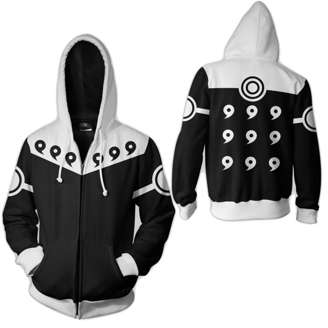 Naruto Obito Sage of Six Paths Hoodie (5 types)