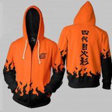 Naruto Fire Hoodie (4 types)