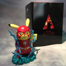 Pokemon Pikachu Super Heroes Cosplay Figure (12 types)
