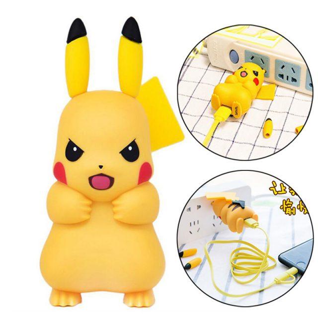 Pokemon Pikachu USB Charger Adapter