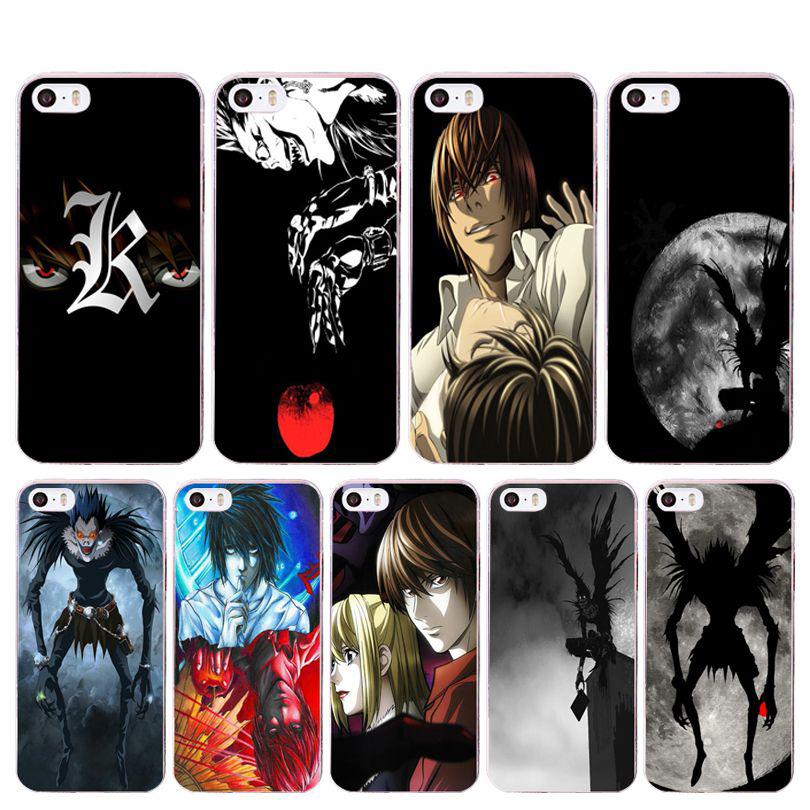 iphone 8 case death note