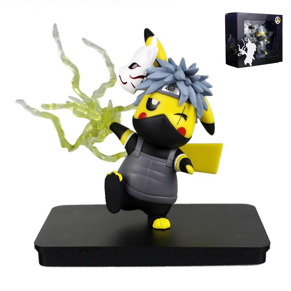 Kakashi Pikachu Figure
