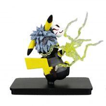 Naruto Kakashi Pokemon Pikachu Figure