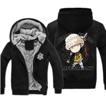 One Piece Anime Jacket Hoodie (21 types)