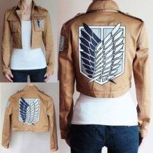 Attack on Titan Women Corps Jacket