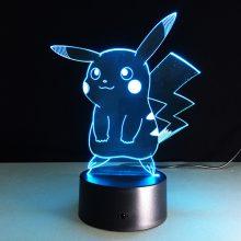 3D Pokemon Night Light (5 types)