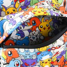 Pokemon Canvas Backpack (9 types)