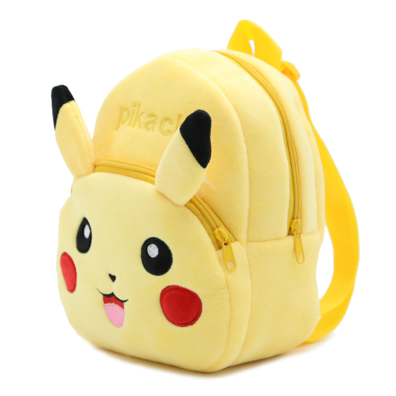 Pokemon pikachu kawaii plush backpack - Pikachu kawaii ...
