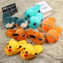 Pokemon Plush Slippers