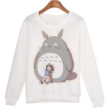 3D Totoro Sweatshirt For Women (5 types)