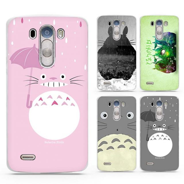 Totoro Phone Case for LG