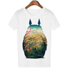 Totoro Casual Women T-shirt (14 styles)