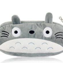 Totoro Plush Pencil Bag