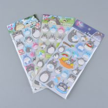 Studio Ghibli 3D Stickers (8 types)