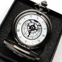 Fullmetal Alchemist Antique Pocket Watch