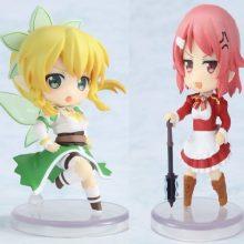 Sword Art Online Mini Figures 6 pcs/set